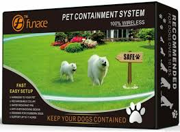 Funace Wireless Pet Containment System 1collar Kd 661 For Sale Online Ebay