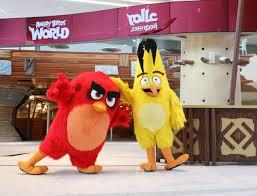 Rovio Opens Angry Birds World Amusement Park in Qatar – Variety