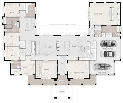 floor plan friday u shaped 5 bedroom