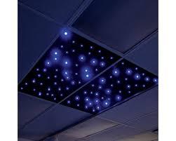 relaxation fibre optic ceiling tile