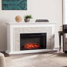 93 freestanding electric fireplaces