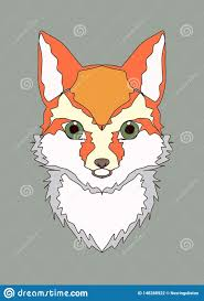 Cute Animals Embroidery Print Applique Canvas Fox Kids Room Wall Decor Textile Print T Shirt Print Illustration Stock Illustration Illustration Of Wall Embroidery 148288922