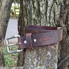 wide handmade men s leather belt