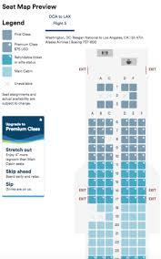 alaska airlines premium cl