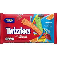 twizzlers rainbow twists licorice