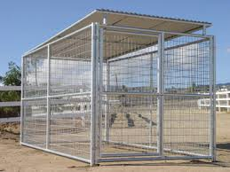 6 X 12 Dog Pen With Roof Buy A Large Dog Kennel With Roof Canopy At Active Dogs
