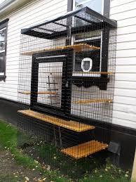 13 Cool Catios For Your Feline Friend Cat Patio Outdoor Cat Enclosure Cat Enclosure
