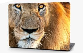 Lion Vinyl Laptop Computer Skin Sticker Decal Wrap Macbook Various Siz Roe Graphics And Apparel