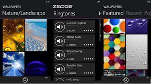 free zedge ringtones