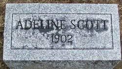 Adeline Scott (Unknown-1902) - Find A Grave Memorial