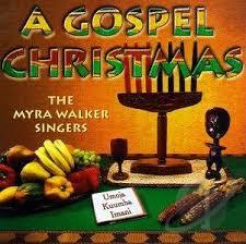 Myra Walker Singers - A Gospel Christmas CD Album