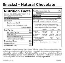 isagenix snacks reduce cravings