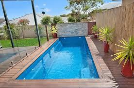 5m 6m fibreglass swim spa plunge pool
