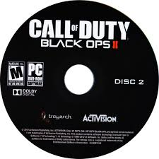 Call Of Duty Black Ops II DVD NTSC CD 2 ...