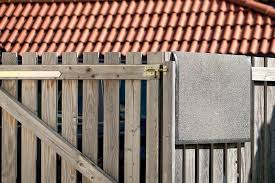 How To Repair A Wooden Fence Its Rails Posts Screens And Gates