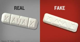 fake xanax laced with pain