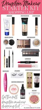 plete makeup ping list
