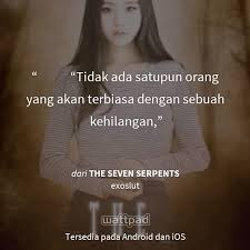 quotes indo wattpad quotes♥ wattpad indo twitter