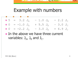 solve simultaneous equations excel