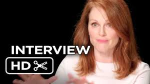 The Hunger Games: Mockingjay - Part 1 - Julianne Moore Interview ...
