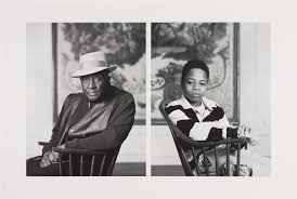 Fred Stewart and Tyler Collins from Birmingham: Four Girls, Two Boys |  Detroit Institute of Arts Museum