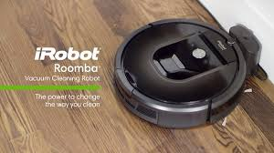 launches irobot s iconic roomba 980