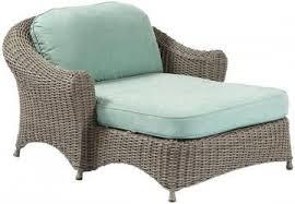 "Martha Stewart Livingâ""¢ Lake Adela Day Bed - Martha Stewart Living Patio  Sets - Outdoor Furniture - Outdoor | HomeDe… | Patio lounge chairs, Sofa  decor, Grey patio"
