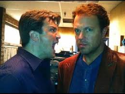 Nathan Fillion talks about getting pranked by Adam Baldwin - YouTube