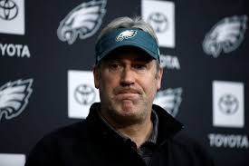 Eagles head coach Doug Pederson tests positive for coronavirus