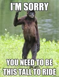 too short monkey memes quickmeme