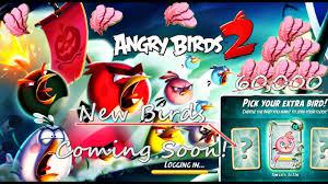Angry Birds 2 STELLA Unlocked Without 60.000 feathers! Stella ...