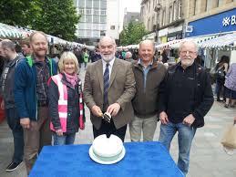 Happy Birthday to Perth Farmer's Market | The Scottish Farmer