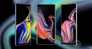 galaxy note 9 stock wallpapers