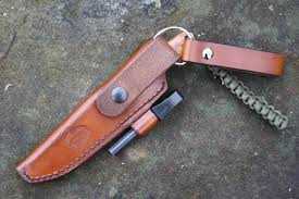 knife sheaths and other gear