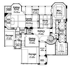 small italian villa floor plans niente