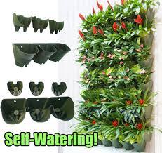 self watering vertical planter makes