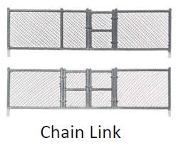 Ho Chain Link Fence