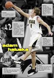 All-Big Ten: Iowa's Adam Haluska - Big Ten Conference
