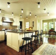 lighting ideas for vaulted ceiling