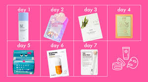 sheet masks to use for better skin