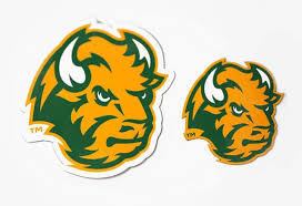 Ndsu Bison Magnets From Fargo