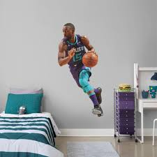 Fathead Kemba Walker Charlotte Hornets Life Size Removable Wall Decal