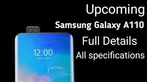 Upcoming Samsung Galaxy A110 All ...