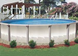 above ground pool designs pictures