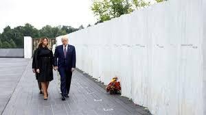 Trump, Biden make somber 9/11 appearances   PBS NewsHour   THIRTEEN - New  York Public Media