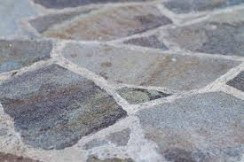 how to remove an oil stain from slate