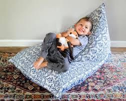 bean bag chair using stuffed animals