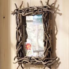 ballard designs driftwood mirror