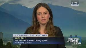 Abby Ellis on Documentary on Flint, Michigan's Contaminated Water Supply |  C-SPAN.org