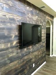 brick fireplace pallet diy walls